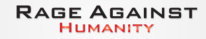 Rage Against Humanity Logo